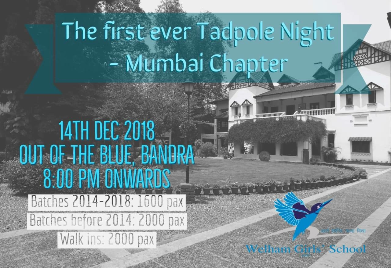Tadpole Night - Mumbai Chapter