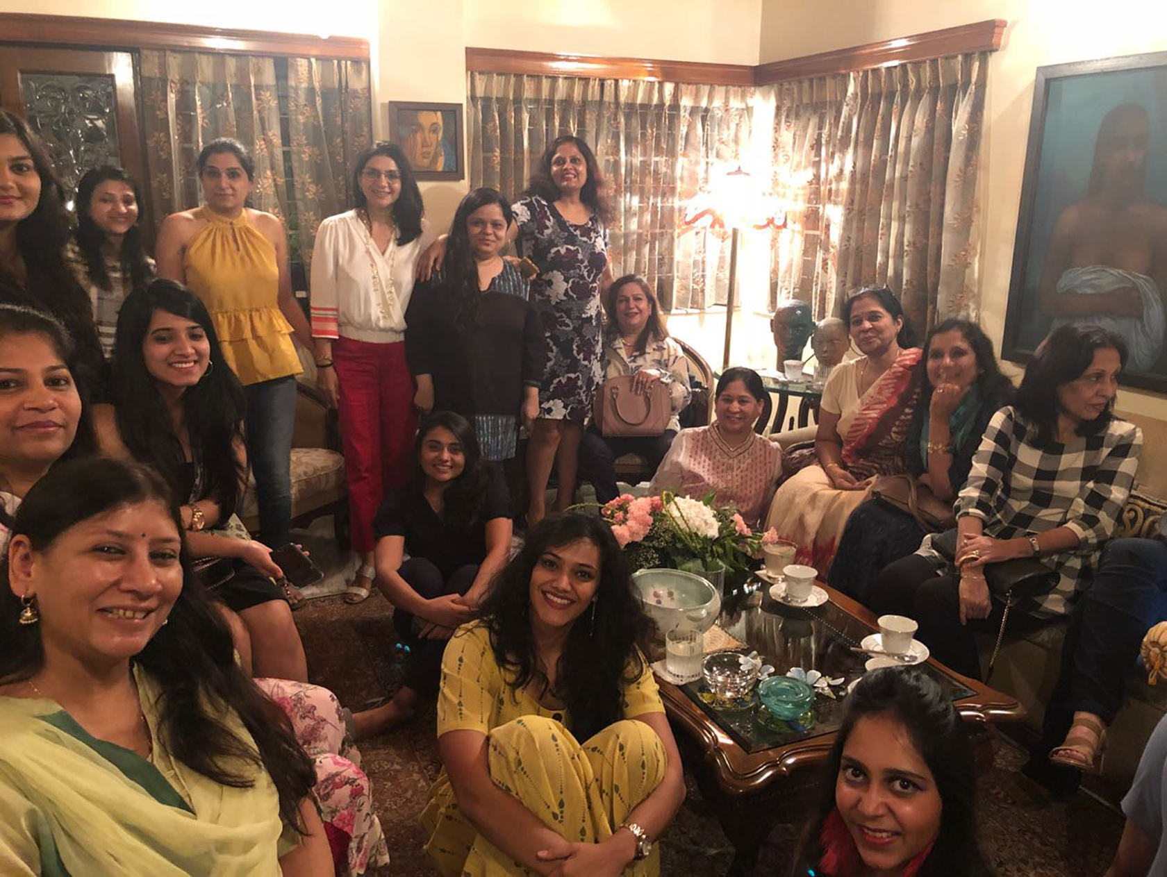 Kolkata Chapter Meet - Glenburn Penthouse