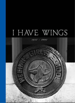 I HAVE WINGS Coffee table Book 2007