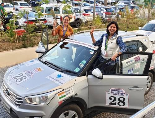 PHD Chamber - Women Car Rally