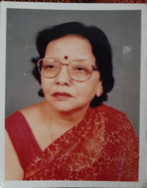 Heartfelt Condolences - Mrs.Malik